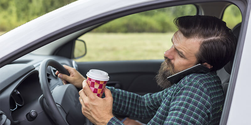 Distracted Drivers – So Many Ways To Get distracted